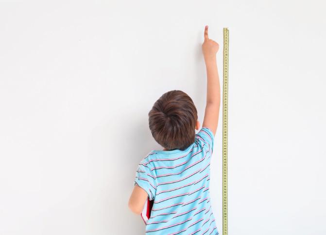 measure tall