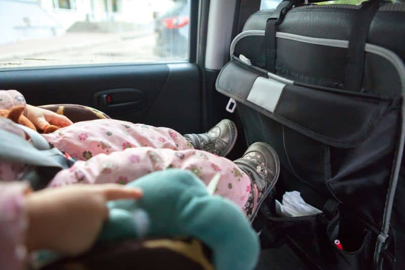 is your car seat toxic